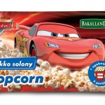 Popcorn auta Bakalland i Disney