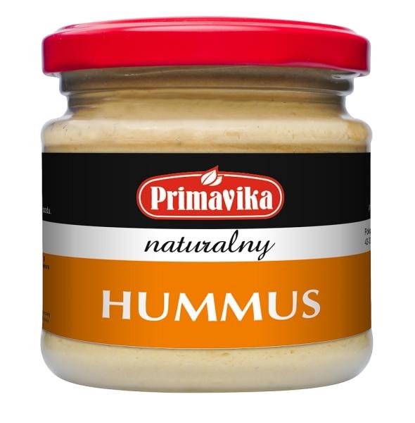 Hummus naturalny Primavika