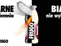 Frugo Black & White reklama