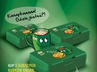 Gorący Kubek Knorr promocja plakat