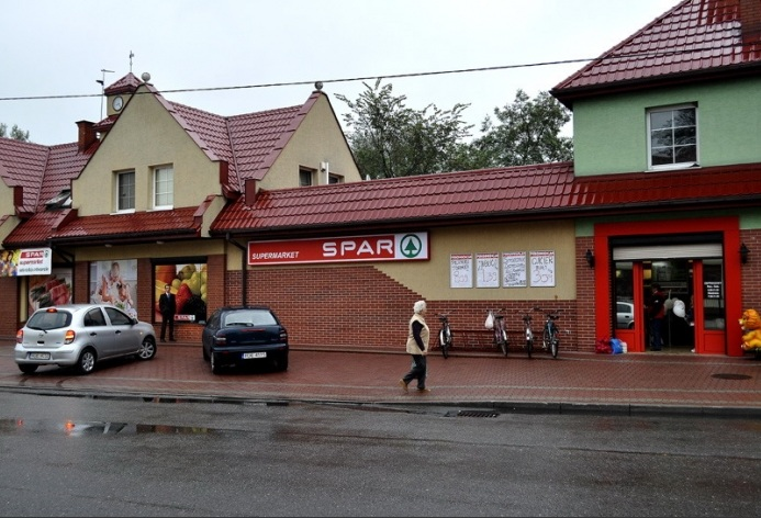 SPAR Czarna