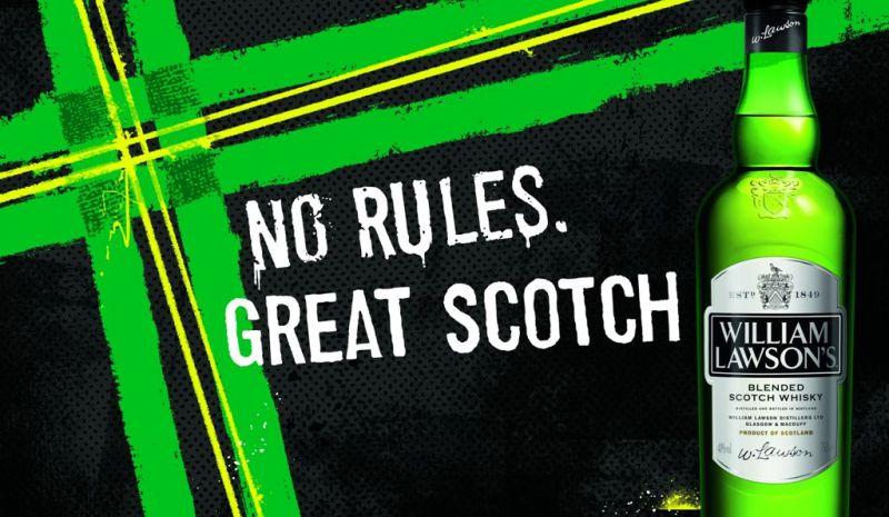 William Lawson's No Rules