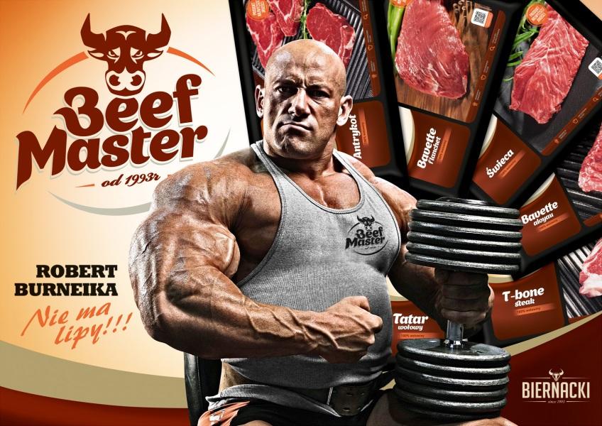 Plakat BeefMaster