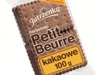 Petit Beurre kakaowe 100g Jutrzenka Colian