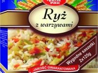 Ryż z warzywami Krawpak