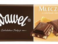 Czekolada Mleczna z chrupkami - Wawel