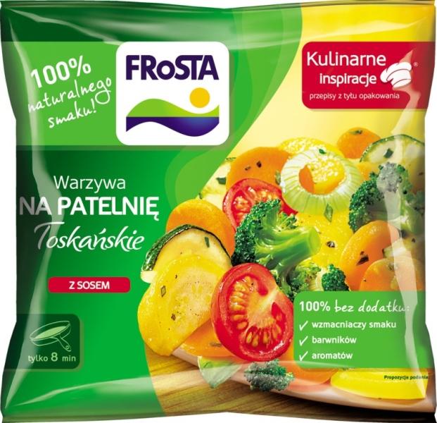 FRoSTA warzywa na patelnię toskańskie