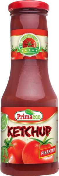 Ketchup pikantny - Primaeco