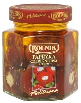 Papryka czereśniowa z serem 314ml