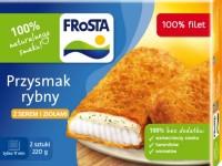 Frosta Przysmak rybny z serem i ziołami