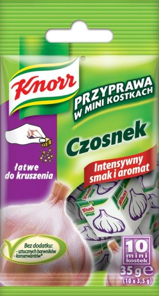 Przyprawa w mini kostkach Knorr