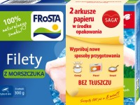 FRoSTA Filety z morszczuka saga