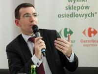 Francois Vincent - dyrektor ds franczyzy Carrefour Polska