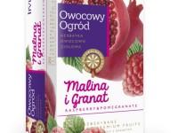 Irving Owocowy Ogród - Malina i Granat
