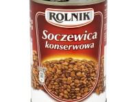 Soczewica 425ml Rolnik