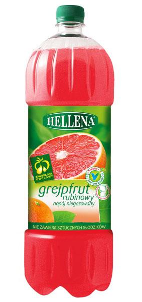 Hellena grejpfrut rubinowy