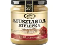 WSP SPOŁEM Musztarda Kielecka delikatesowa 190g