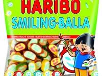 Haribo Smiling-Balla 100g
