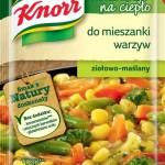 Sos do warzyw na ciepło Knorr - do mieszanki warzyw