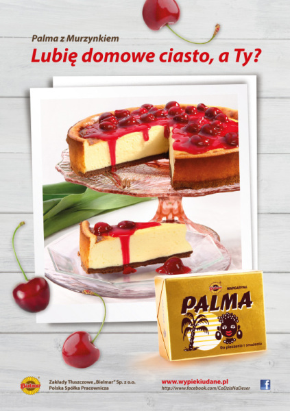 PALMA - reklama