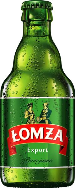 Piwo Łomża Export 0,33
