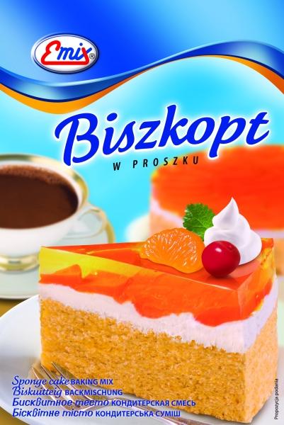 Biszkopt EMIX