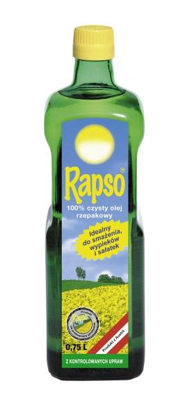 Olej Rapso 750ml