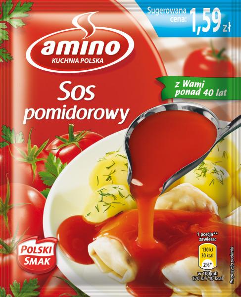 Sos pomidorowy AMINO
