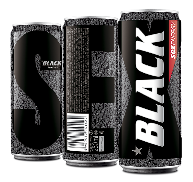 Black Sex Energy Drink