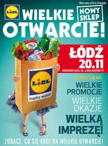 Lidl Łódź