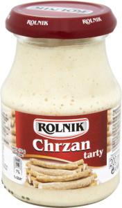 Chrzan tarty 200ml Rolnik