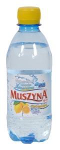 Woda Muszyna Cechini Cytrynowa