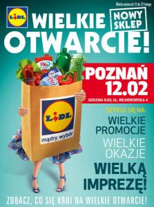 Lidl Poznań