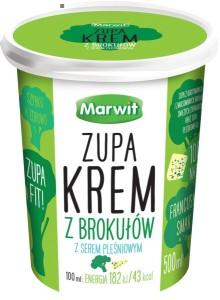 Zupa krem z brokulow Marwit
