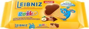Leibniz Rożki czekoladowo-orzechowy