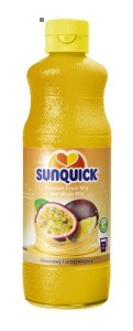 Sunquick marakuja 580ml