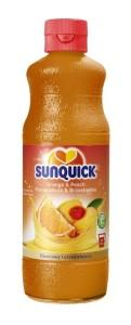 Sunquick pomarańcza brzoskwinia 580ml