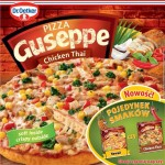 Pizza Guseppe Chicken Thai