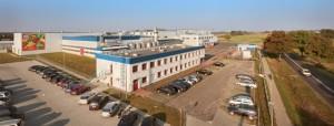 Fabryka lodów Nestlé Schöller w Namysłowie