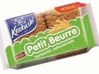 Krakuski Petit Beurre Pełnoziarniste 50g