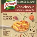 Naturalnie Smaczne Knorr - Zapiekanka Makaronowa z szynką