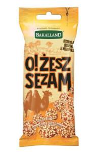 Przekąski bakaliowe O żesz sezam Bakalland