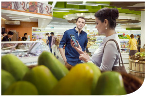 Philips shopping experience - Indoor Positioning