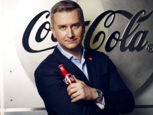 Mikołaj Ciaś - Dyrektor Marketingu w Coca-Cola Poland Services