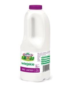 Mleko Wiejskie bez laktozy OSM Piątnica