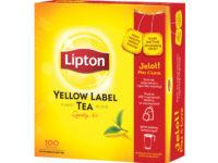 Herbata Lipton Yellow Label 100 bags