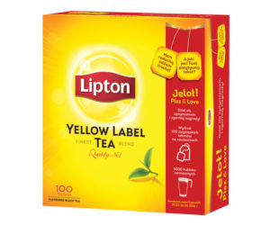 Herbata Lipton Yellow Label 100 bags