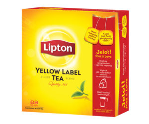 Herbata Lipton Yellow Label 88 bags