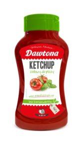 Ketchup Ziołowy Dawtona 560g