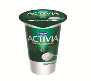 Activia Jogurt Naturalny 180g